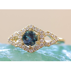 American Gem Collection™ Royalty Ring