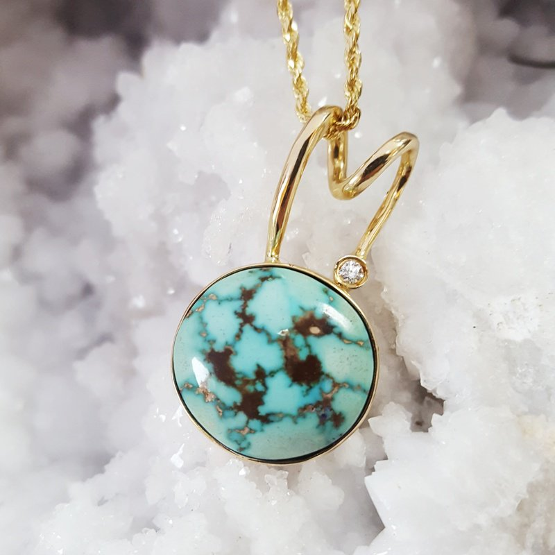 American Gem Collection™ Web of Life