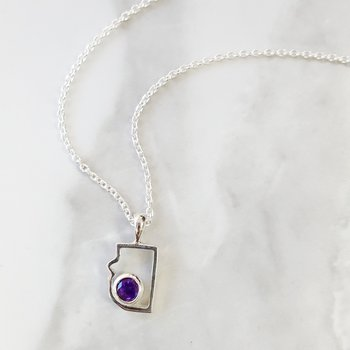 Small State Pendant