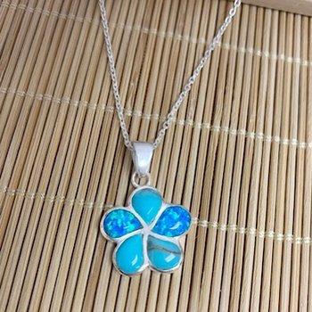 Flower Blossom Pendant