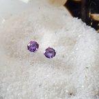 Sami Fine Jewelry Alexandrite Studs