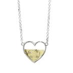 Waxing Poetic Otherworld Necklace - Heart