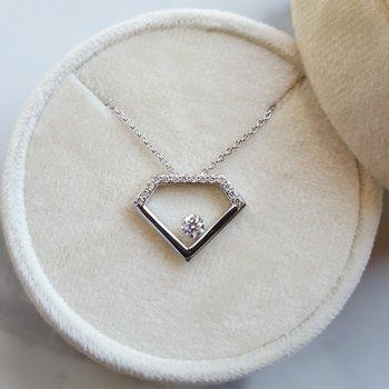 Iconic Diamond Necklace
