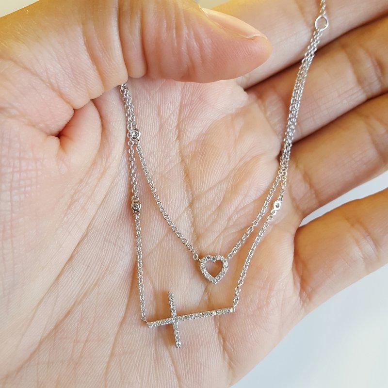 Gold Gemstone Necklace DEJ-NBA10-SQ Asteria Smoky Quartz Hexagon Necklace Statement Layering Necklace