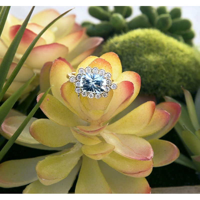 American Gem Collection™ Blue Mountain Snowflake