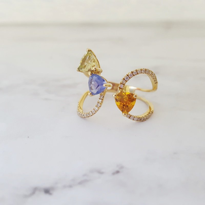 American Gem Collection™ Montana's Golden Triangle