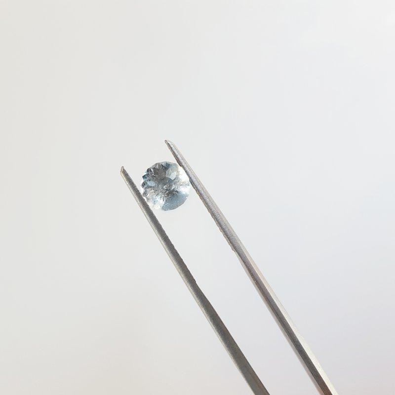 American Gem Collection™ Specialty Cut Colorado Aquamarine