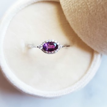 Petite Oval Ring