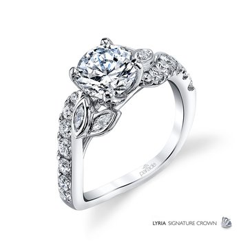 """Lyria"" Nature Inspired Ring"