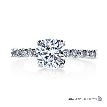 New Classics Bridal Ring