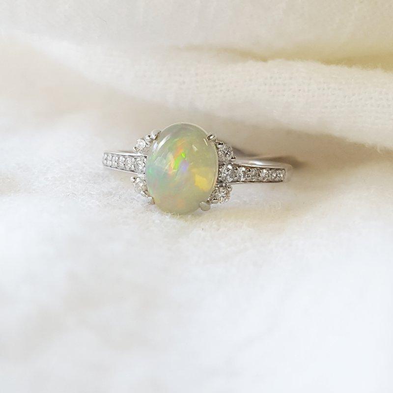 Sami Fine Jewelry Opal Ring