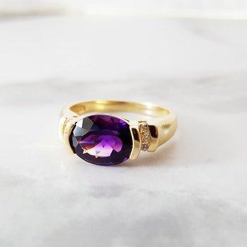 Partial Bezel Ring