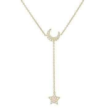 Celestial Diamond Pendant
