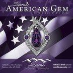 American Gem Collection™ Purple Rain