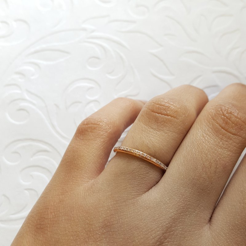 Sami Fine Jewelry Stackable Ring