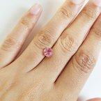 American Gem Collection™ Bubblegum Pink California Tourmaline