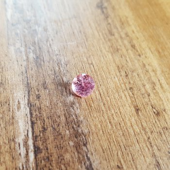 Bubblegum Pink California Tourmaline