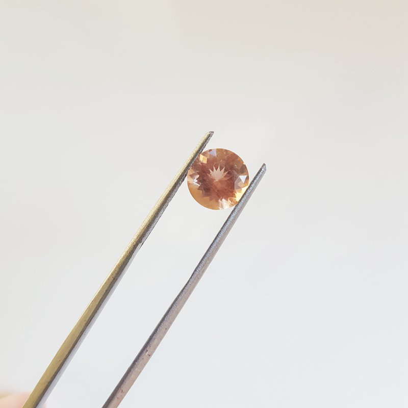 American Gem Collection™ Peach Oregon Sunstone