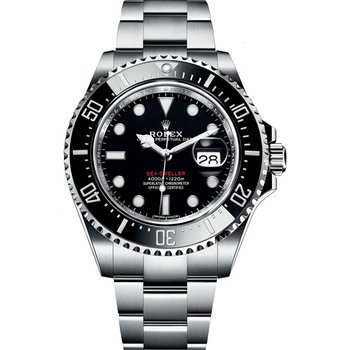 "ROLEX ""SEA-DWELLER"" RED LABEL"