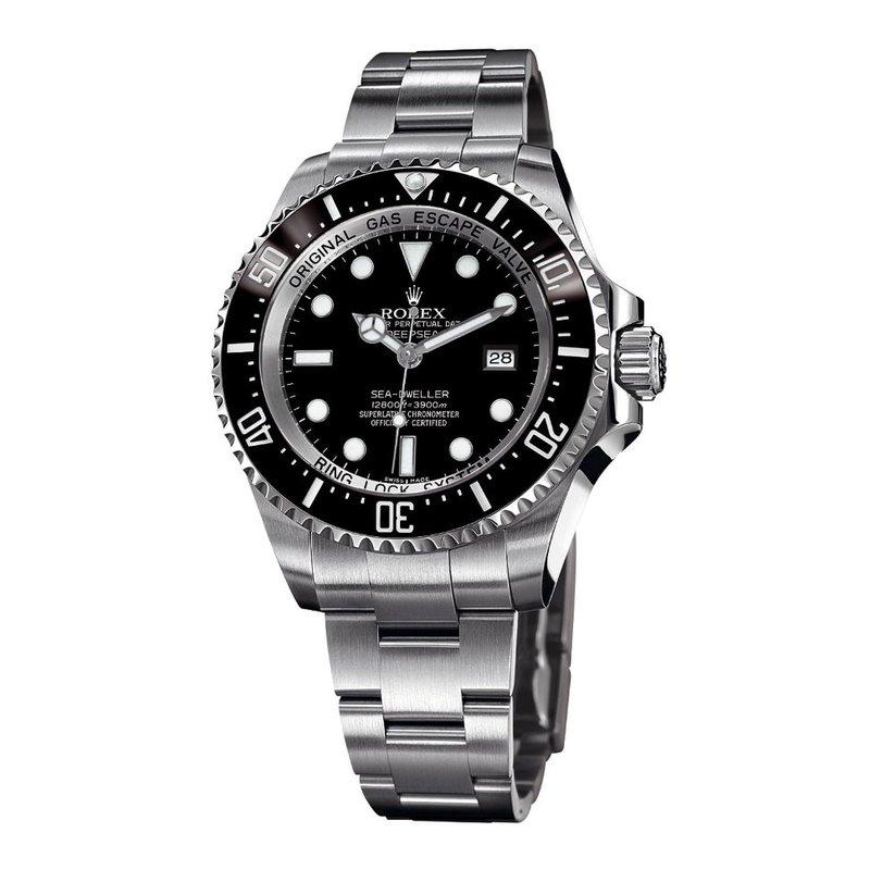 "Pre-Owned Rolex & Luxury Watches ROLEX ""SEA-DWELLER"""