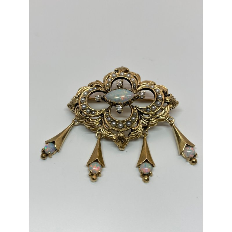 Estate Jewelry Brooch