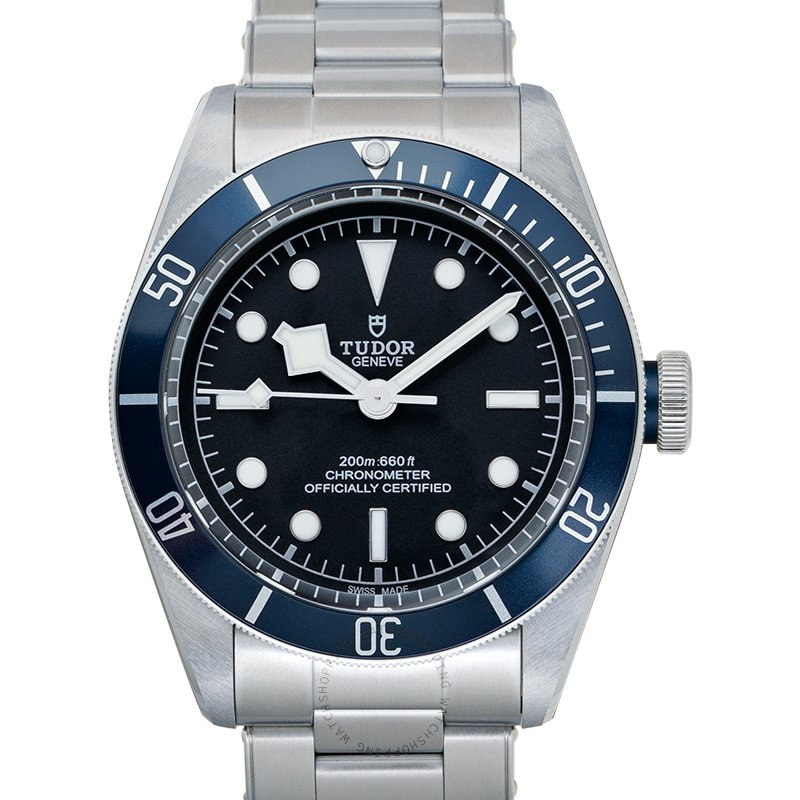 """Pre-Owned Rolex & Luxury Watches (SOLD) TUDOR """"HERITAGE BLACK BAY"""""""