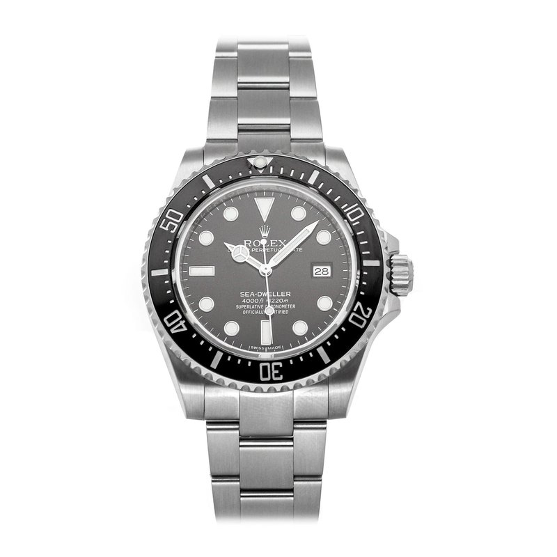 """Pre-Owned Rolex & Luxury Watches (SOLD) ROLEX """"SEA-DWELLER"""""""