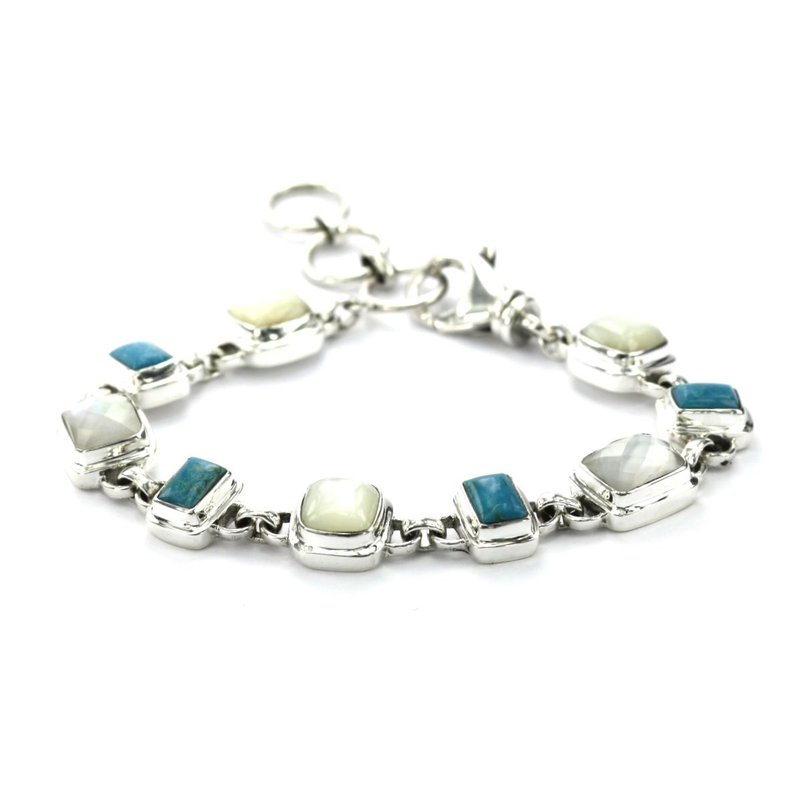 The Silver Collection Bracelet