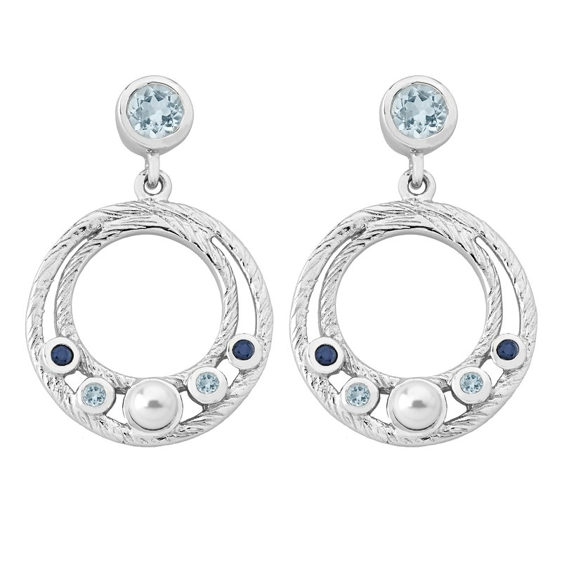 The Silver Collection Earrings