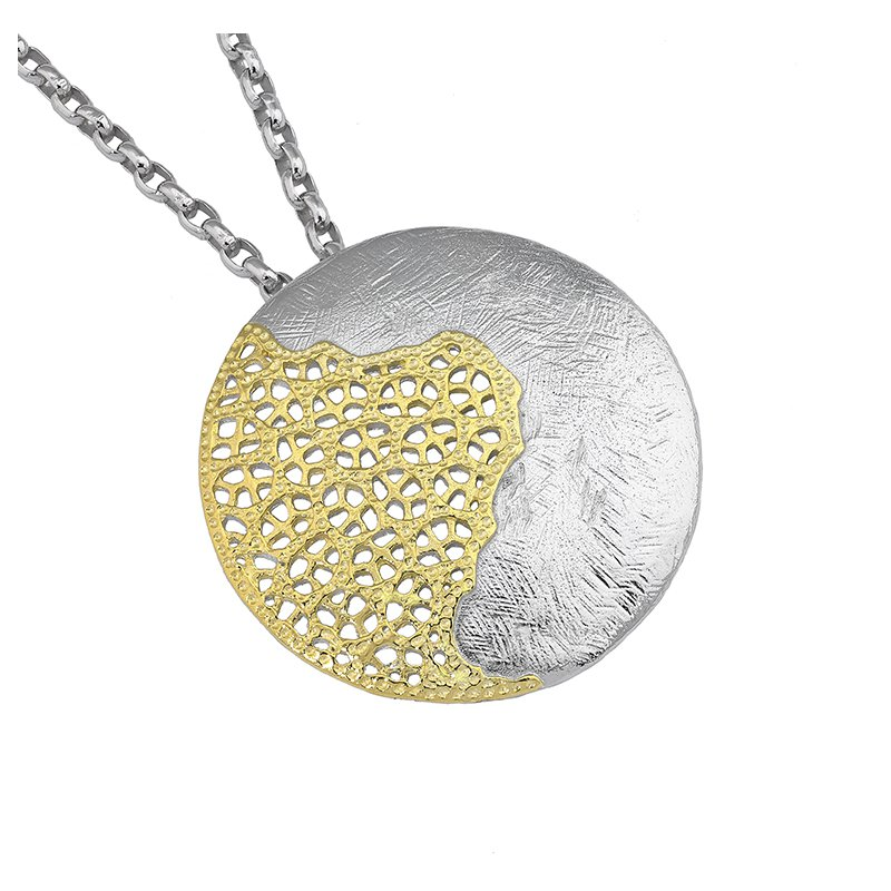 The Silver Collection Pendant