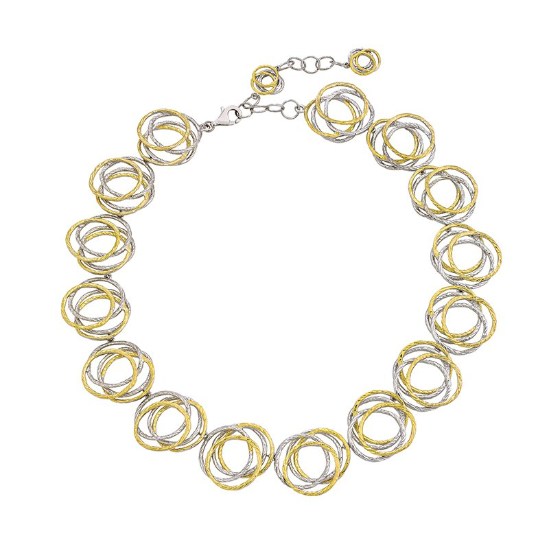The Silver Collection Necklace