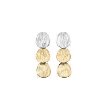 Three Tier Earring