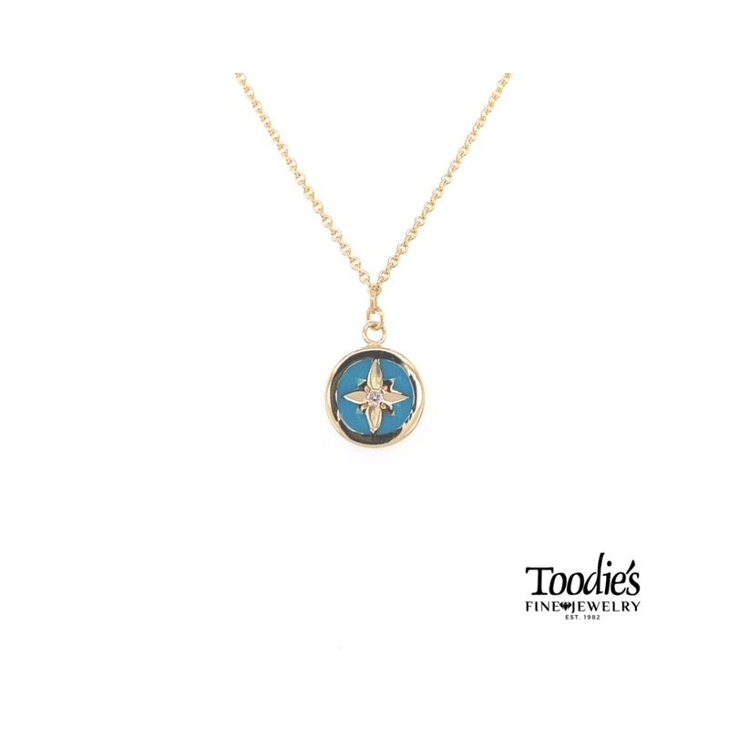 Toodie's Signature Fashion Star Necklace