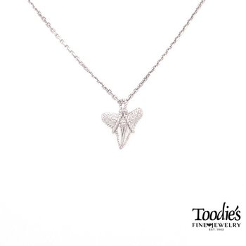 Shark Tooth Pendant Necklace