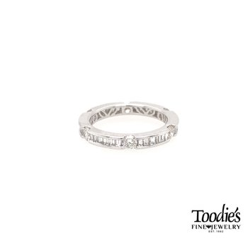 Diamond Eternity Style Band