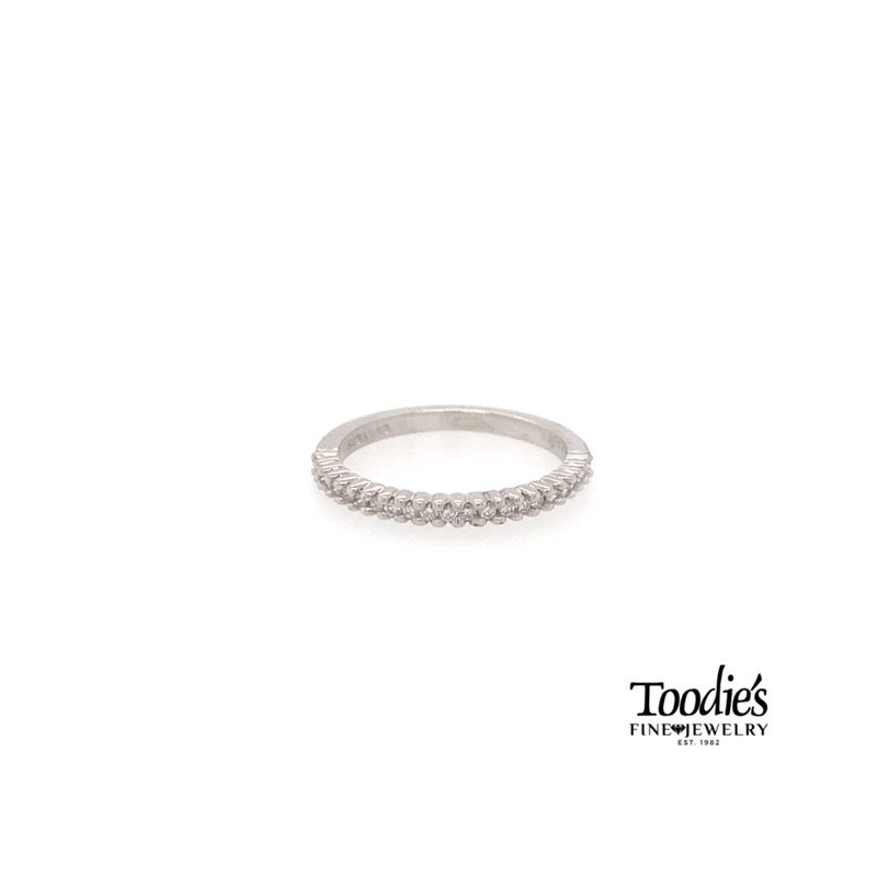 Toodie's Signature Fashion Rope Design Diamond Stackable