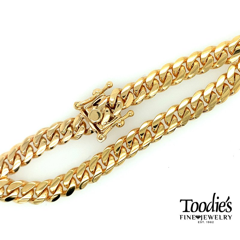 Toodie's Signature Fashion Miami Cuban Bracelet