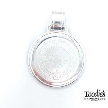 Lola Compass Rose Charm