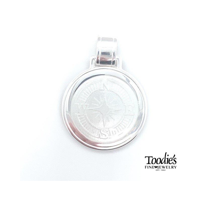 Lola & Company Lola Compass Rose Charm