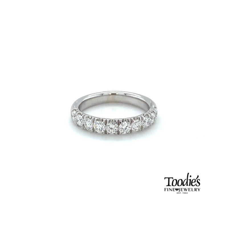 Toodie's Signature Fashion Split Prong Classic Diamond Band
