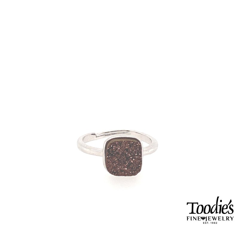Toodie's Signature Fashion Adjustable Coffee Ring