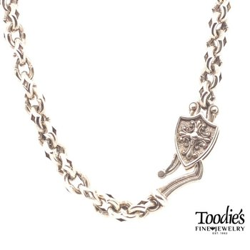 One of a Kind Midevil Necklace