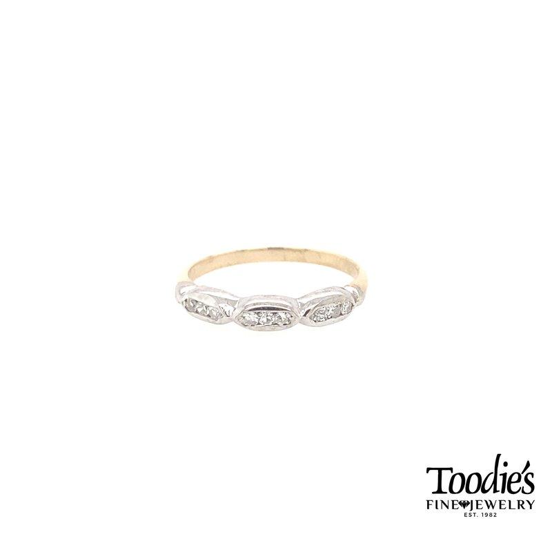 Toodie's Signature Fashion Vintage Wedding Band