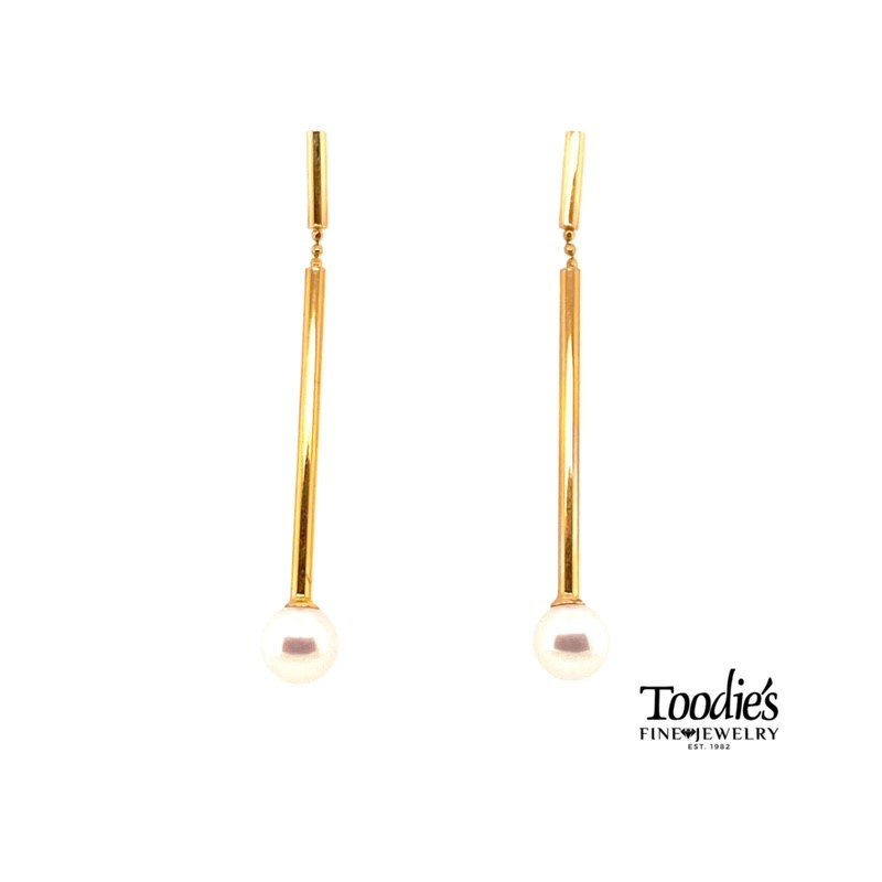 Toodie's Signature Fashion Freshwater Pearl Drop Earrings