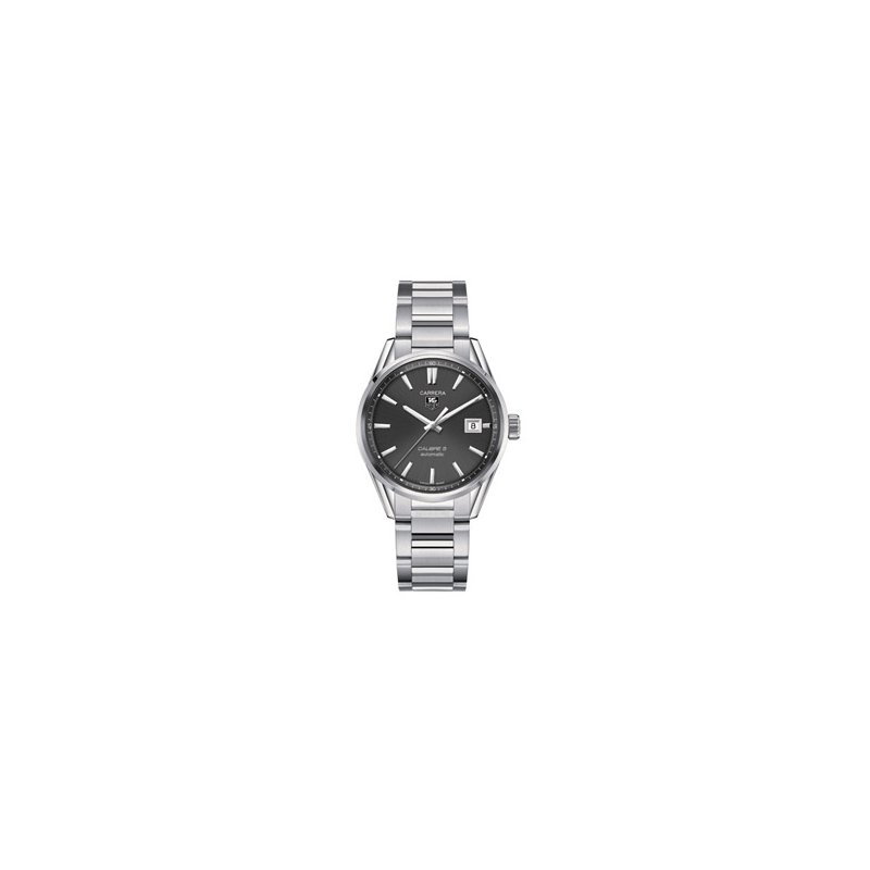 TAG Heuer Carrera Automatic Watch with Anthracite Dial