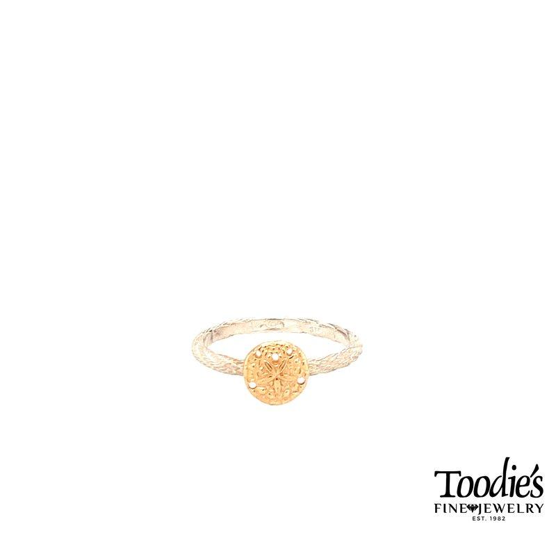Toodie's Signature Fashion Sand Dollar Ring