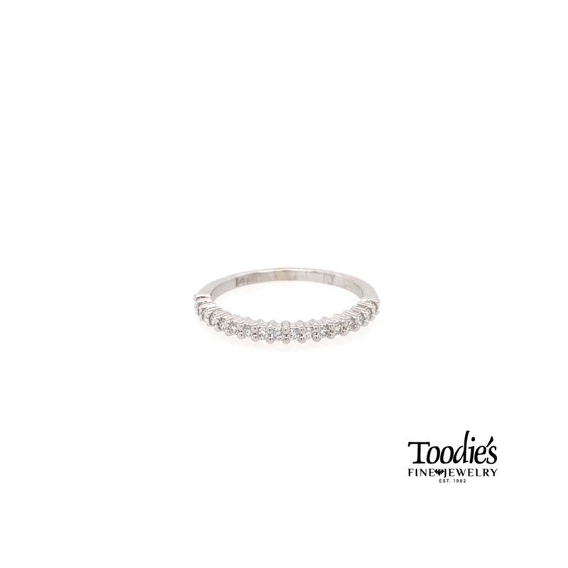 Toodie's Signature Fashion Beaded Style Diamond Band