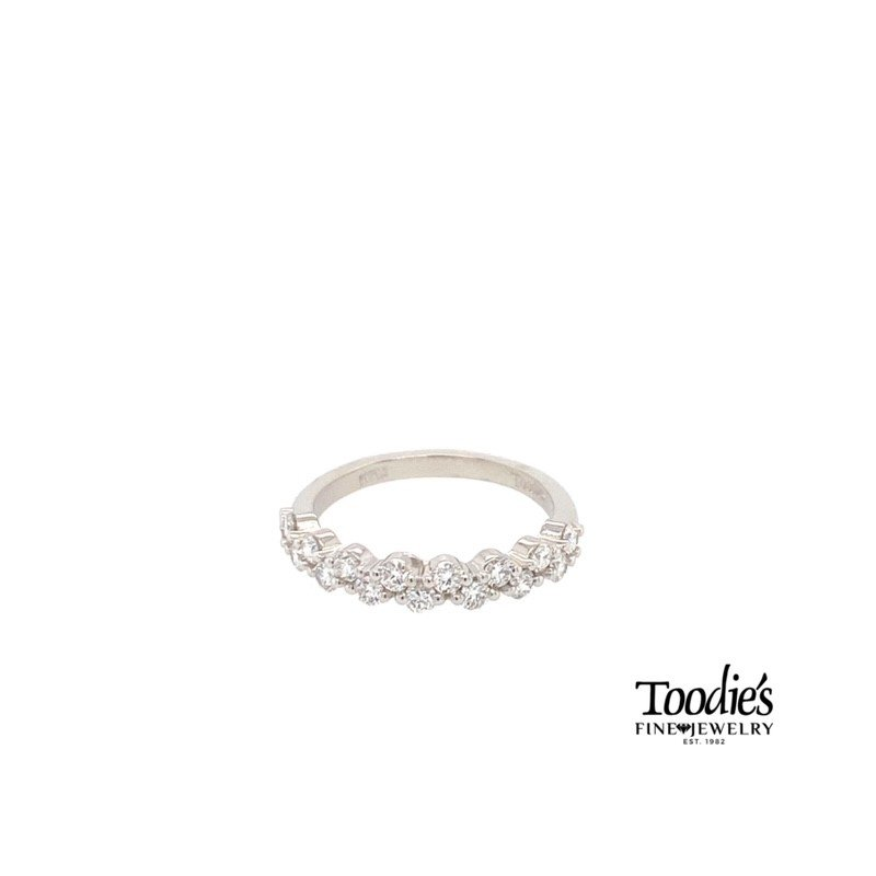 Toodie's Signature Fashion Diamond Shared Prong Ring