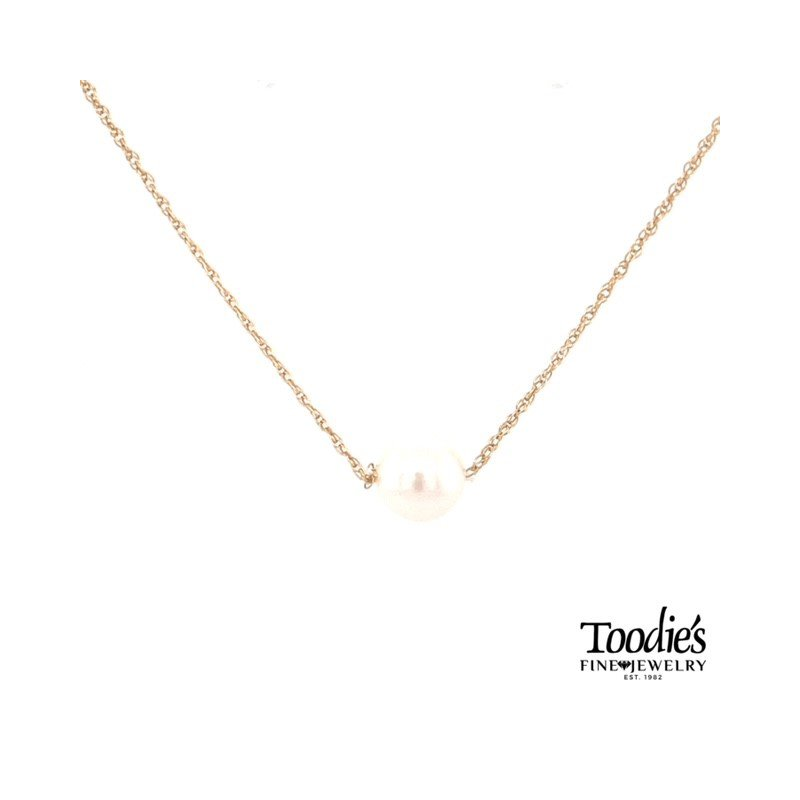Toodie's Signature Fashion Add A Pearl Necklace