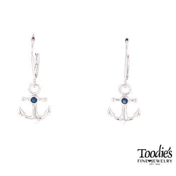 Anchor Style Earrings